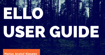 Ello User Guide